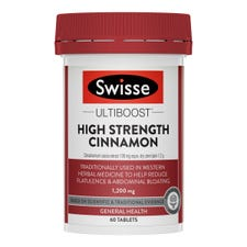 SWISSE ULTIBOOST HIGH STRENGTH CINNAMON